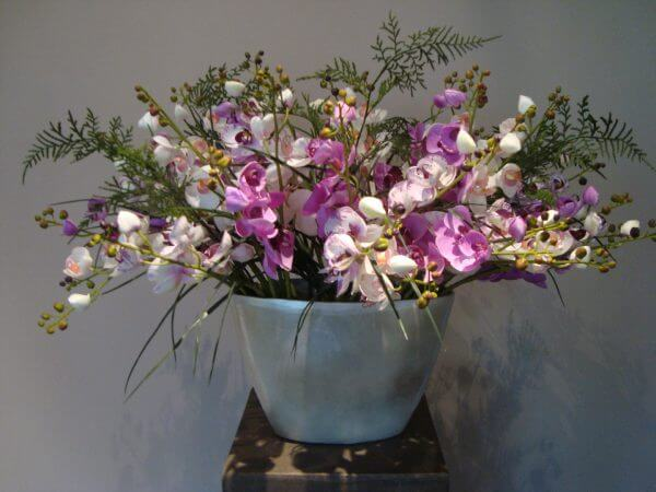 Bloemstuk Orchidee