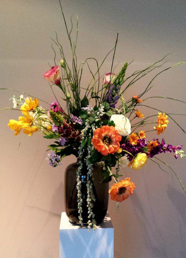 Bloemstuk bloomon-gras 75 cm