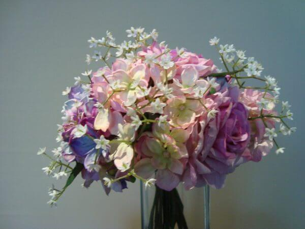 Bruidsboeket Rosa