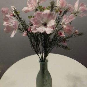 Cosmos boeket roze 36 cm