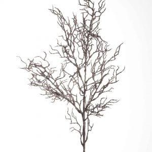 Decoratietak bruin 50cm