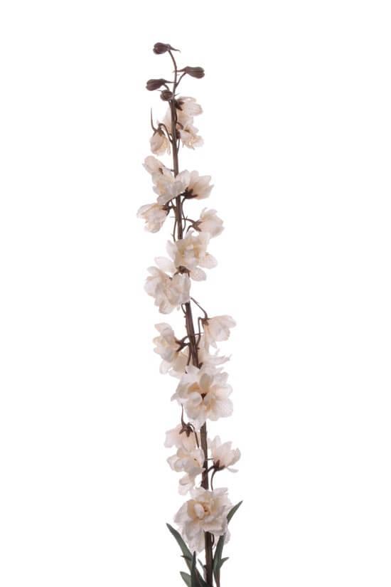 Delphinium wit 93 cm
