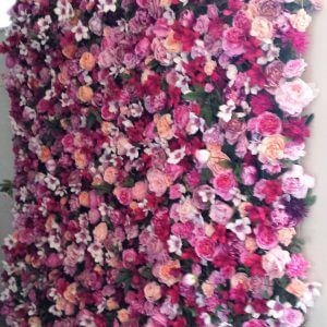 Flower wall Ibiza