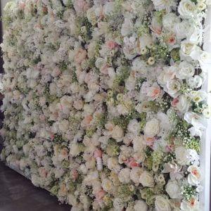 Flowerwall Pastel