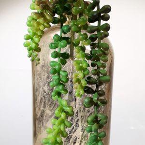 Hangplant Sempervivum 37 cm