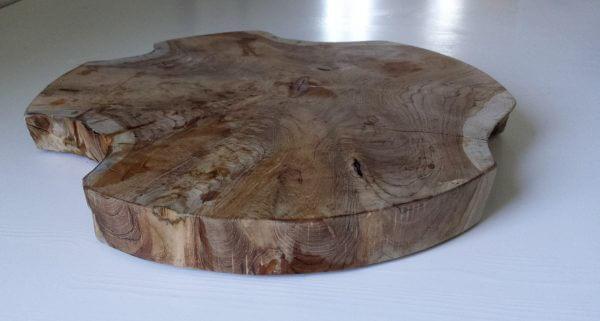 Houten plate