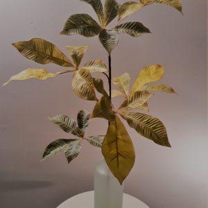 Kastanjeblad tak 90 cm