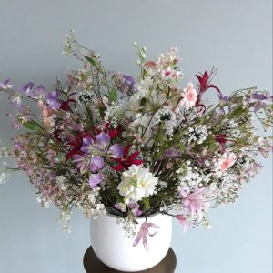 Lente bloemstuk