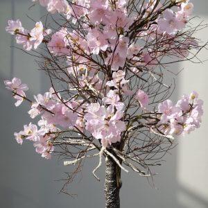 Roze Bloesemboom huren
