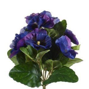 Viooltje blauw 24cm