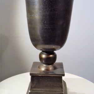 Vaas brons 40 cm